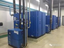博莱特空压机在新能源科技行业的典型应用