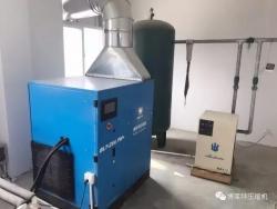 博莱特永磁变频空压机在纺织行业的成功应用