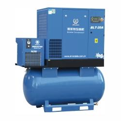 BLT TM/TM+DD一体式空压机